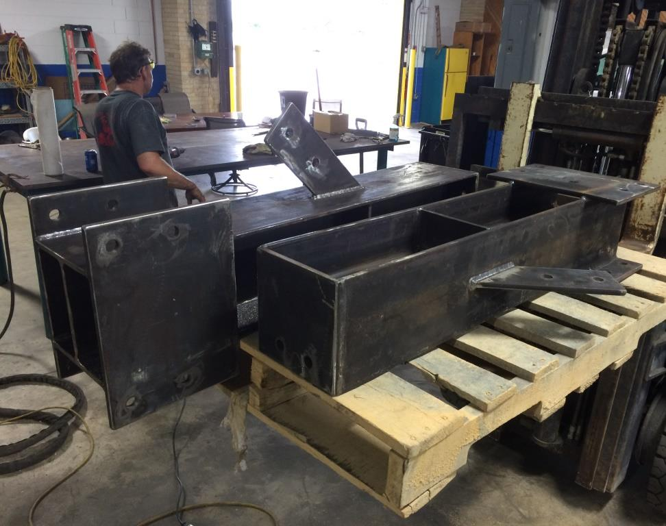 Piping accessories gulf coast manufacturing for Fabrication stand